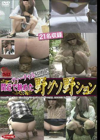 [BFFO-14] See how to pissing and shitting girls on street and in park