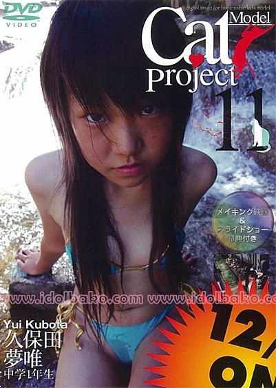 [SEDV-311] Cat Model Project 11 Yui Kubota 久保田夢唯