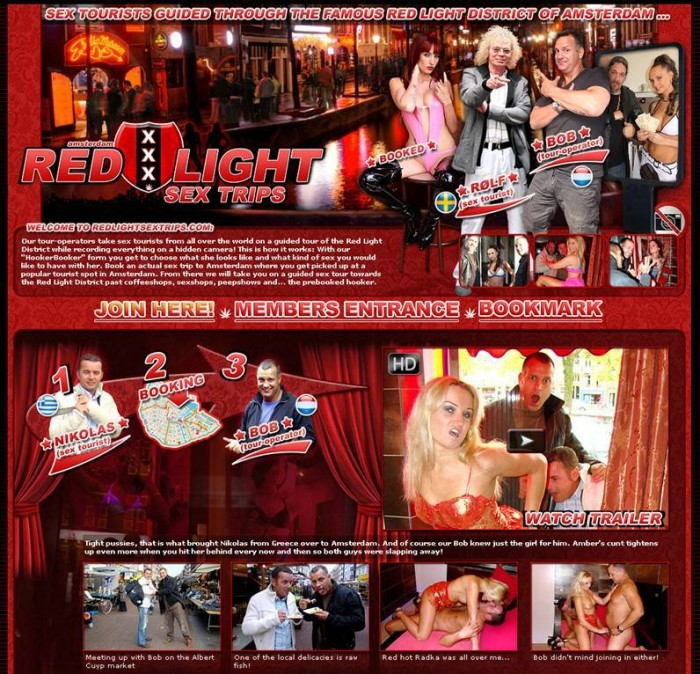 RedLightSexTrips SiteRip – 150 Videos 116 GB